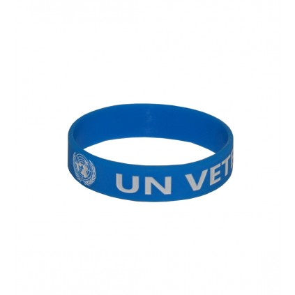 Veteranarmbånd FN - Silikonarmbånd