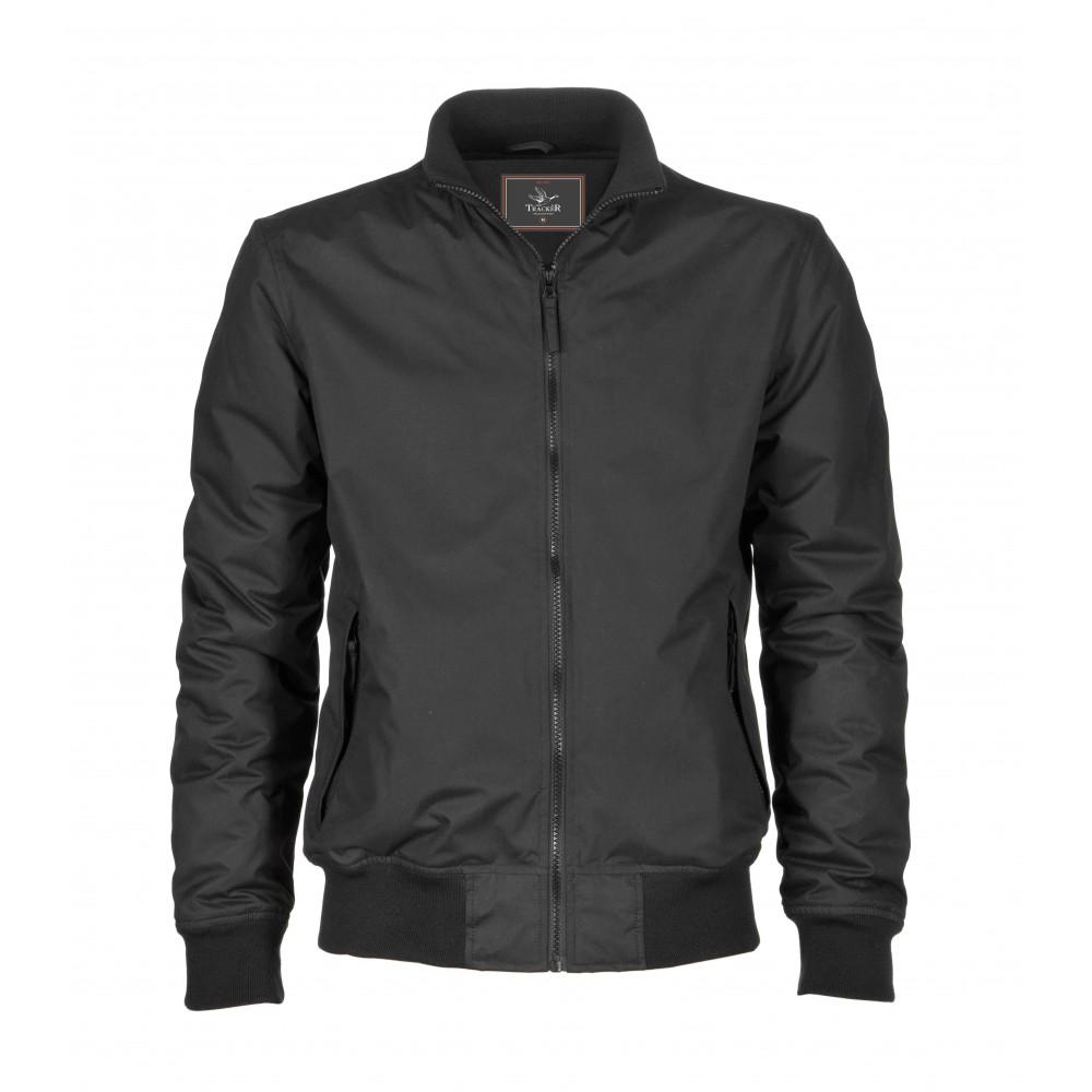 Svart catalina jakke