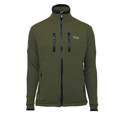 Antarctic jakkew/reflector - Brynje - Grønn