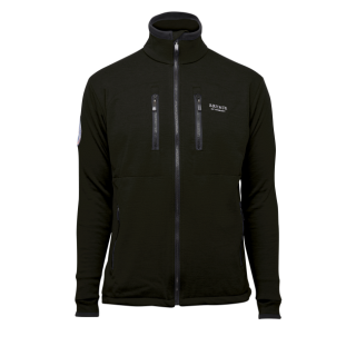 Antarctic jakkew/reflector - Brynje - Svart
