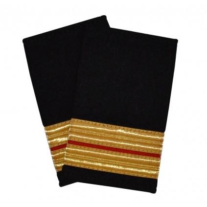 Lege/sykepleier- 2 striper - Skipsfart - Distinksjoner