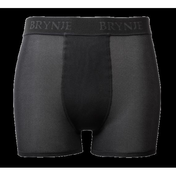 Sprint light boxer - Brynje - Svart