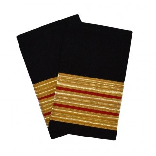 Lege/sykepleier- 3 striper - Skipsfart - Distinksjoner