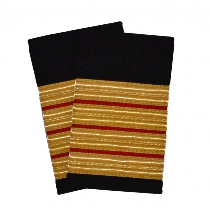 Lege/sykepleier- 4 striper - Skipsfart - Distinksjoner
