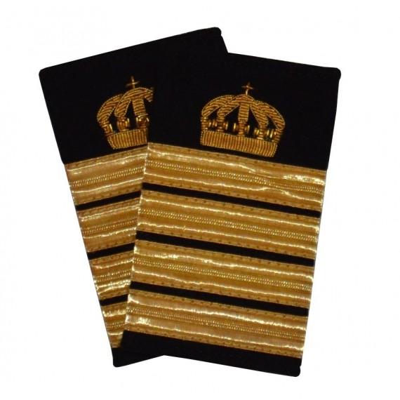 Los - 4 striper - Skipsfart - Distinksjoner