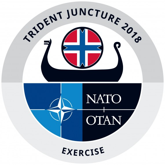 Patch - Trident Juncture 2018