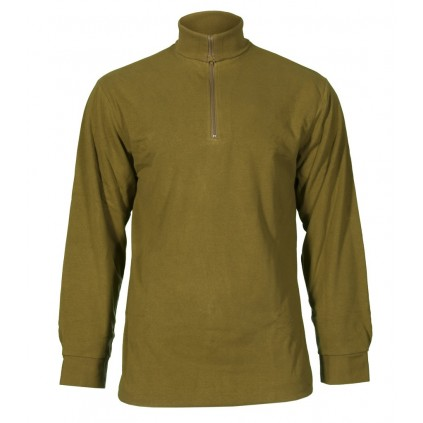 Feltskjorte Forsvaret - Bomull - Eskimo - Olivengrønn