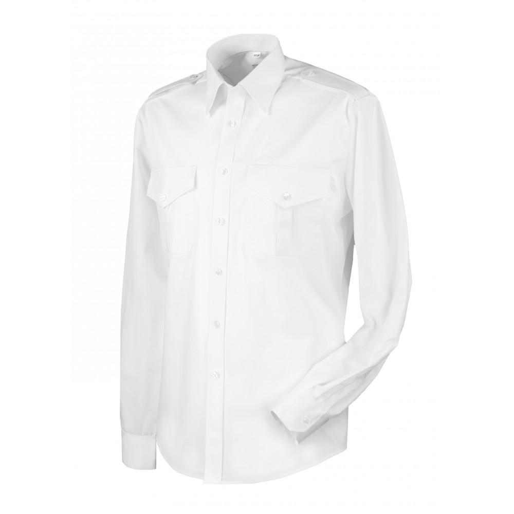 Skjorte str. 41 med XL armer, hvit | FINN.no
