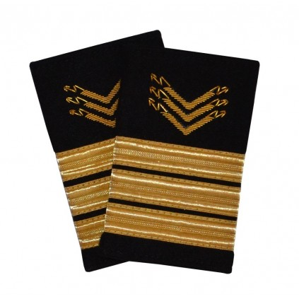 Elektriker - 3 striper - Skipsfart - Distinksjoner