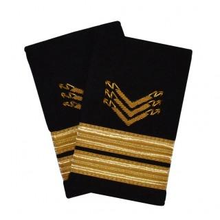 Elektriker - 2 striper - Skipsfart - Distinksjoner
