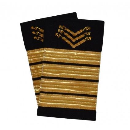 Elektriker - 4 striper - Skipsfart - Distinksjoner