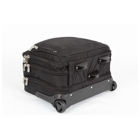 Cabin trolley inkl. veske - Tracker - Svart