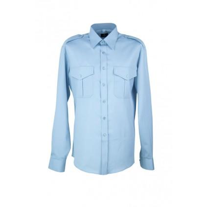 Skjorte med lang erm - Selje - Hvit