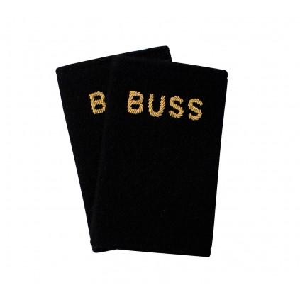 Buss - Kun tekst - Distinksjoner