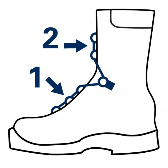 2-soner snøring lar deg justere fot og legg separat