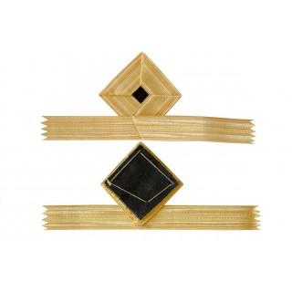 Diamantsett til jakkeermer - Skipsfart dekk