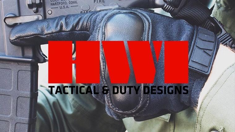 HWI hansker uniform politi forsvar vekter
